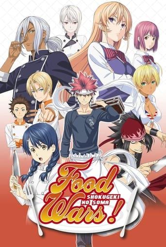 Food Wars! Shokugeki no Soma image