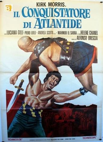 Poster of Il conquistatore di Atlantide
