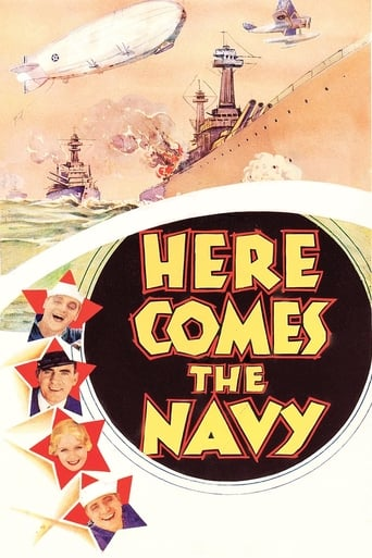 Poster of Here Comes the Navy