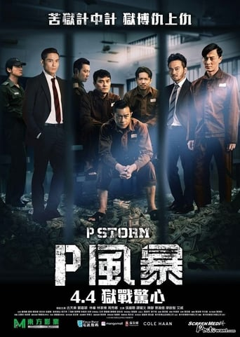 Poster of P風暴