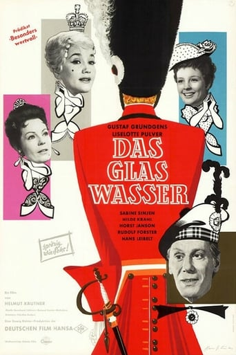 Poster of A Glass of Water