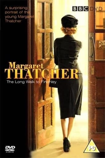 Poster of Margaret Thatcher: The Long Walk to Finchley