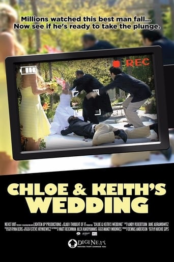 Poster of Chloe and Keith's Wedding