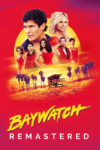 Poster of Los vigilantes de la playa