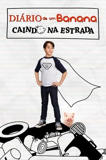 Poster of Diário de um Banana: Caindo na Estrada