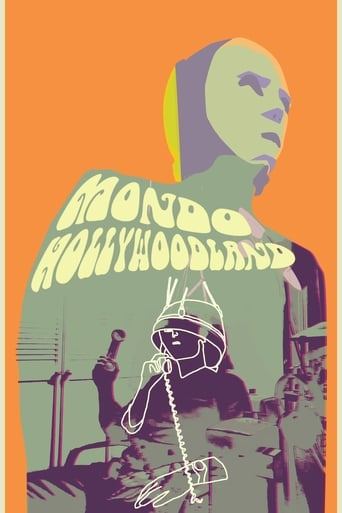 Poster Mondo Hollywoodland