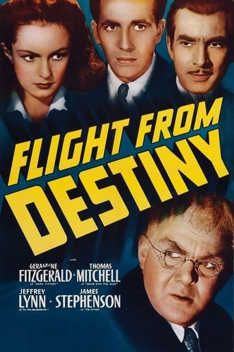 Poster of Flight from Destiny