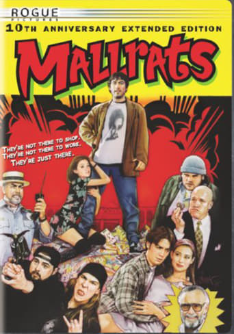 Erection of an Epic - The Making of Mallrats