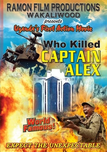 Who Killed Captain Alex? Poster