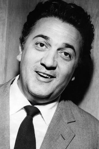 Federico Fellini alias Himself