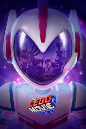 The The Lego Movie 2: The Second Part (2019) movie poster image