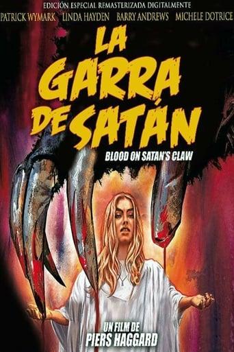 Poster of La Garra de Satan