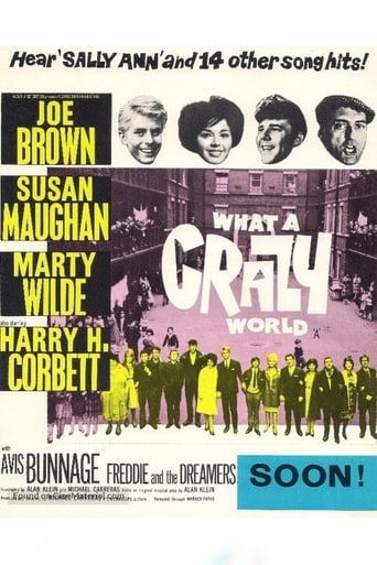 Poster of What a Crazy World