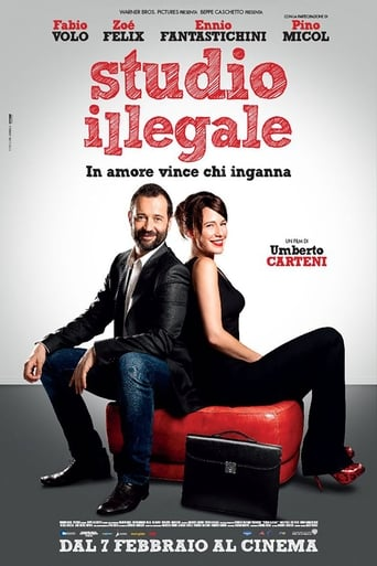 Poster of Studio Illegale