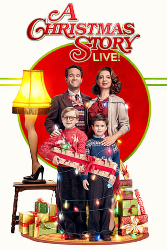 Poster of A Christmas Story Live!