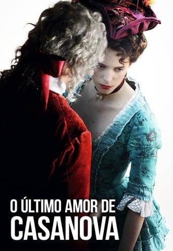 O último amor de Casanova - Poster