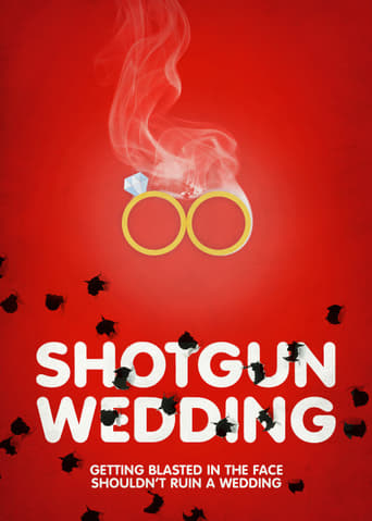 Poster of Shotgun Wedding