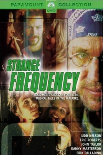 Poster of Strange Frequency