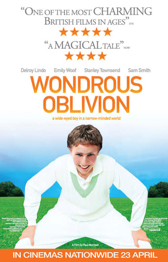 Poster of Wondrous Oblivion