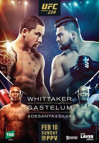 Poster of UFC 234: Adesanya vs. Silva