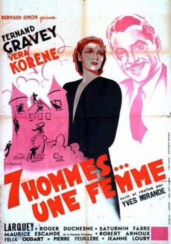 Watch Seven Men, One Woman 1936 full online free