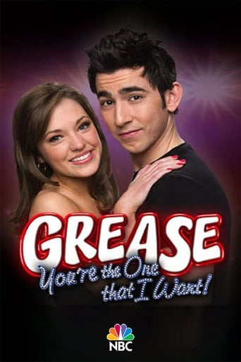 Poster of Grease: You're the One That I Want!