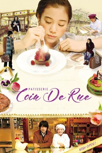 Poster of Patisserie Coin De Rue