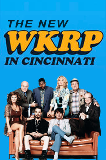 Capitulos de: The New WKRP in Cincinnati