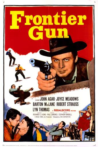 Poster of Frontier Gun