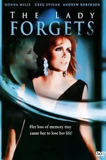 Poster of The Lady Forgets