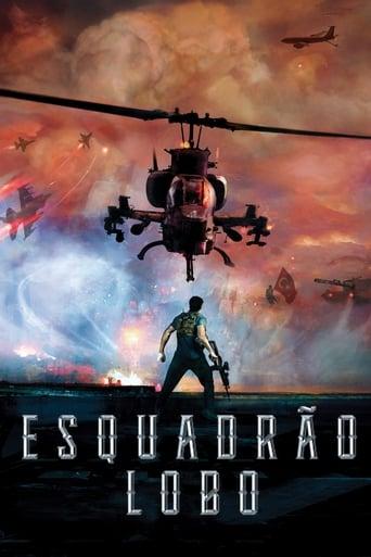 Esquadrão Lobo - Poster