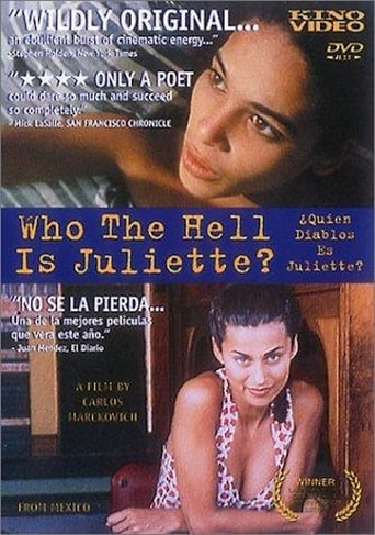 Poster of Who the Hell Is Juliette?