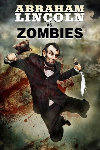 Poster of Abraham Lincoln vs. Zombies