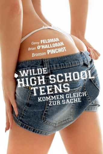 Wilde High School Teens kommen gleich zur Sache