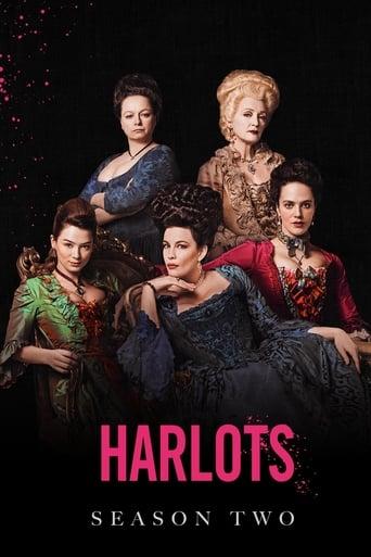 Harlots 2ª Temporada - Poster