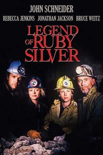 Poster of The Legend of the Ruby Silver