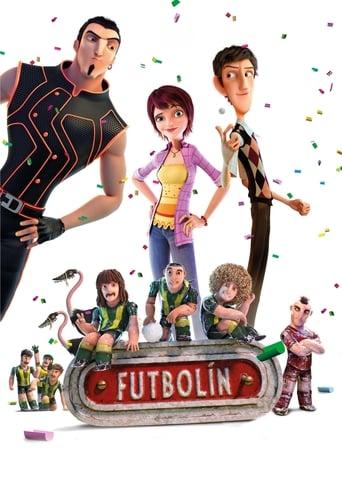 Poster of Futbolín