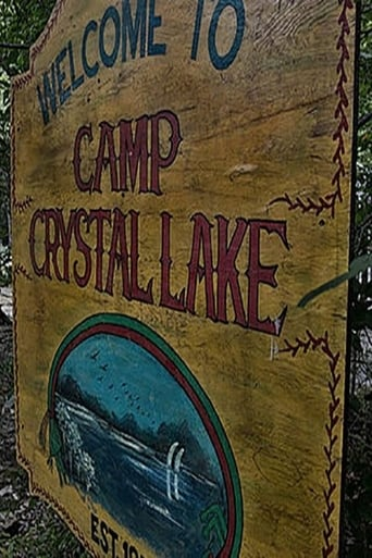 Poster of Return to Crystal Lake: Making Friday the 13th