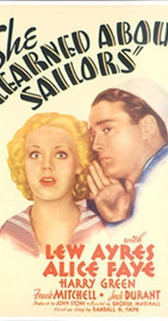 Poster of She Learned About Sailors