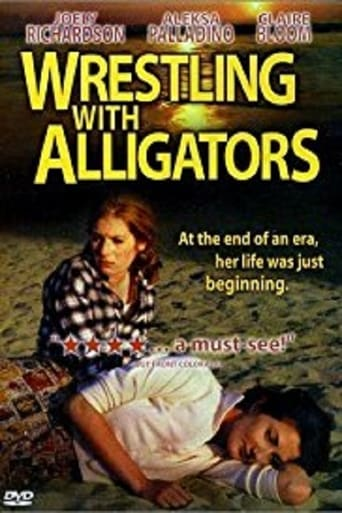 Poster of Wrestling with Alligators