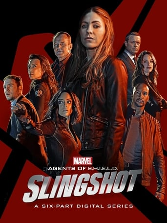 Poster of Marvel's Agents of S.H.I.E.L.D.: Slingshot