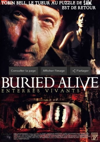 Poster of Buried Alive