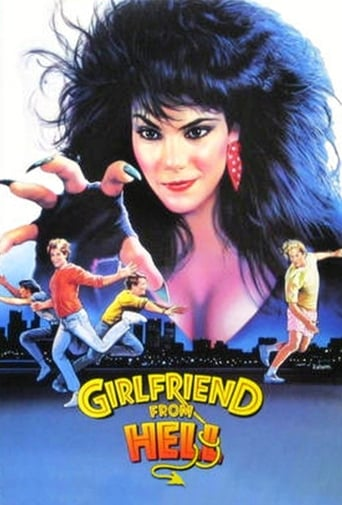 Poster of Girlfriend from Hell
