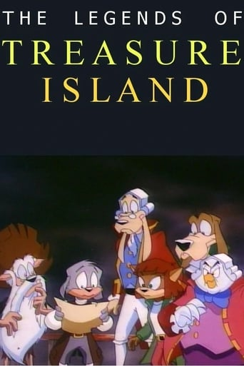 Poster of The Legends of Treasure Island