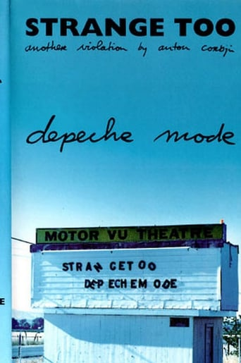 Poster of Depeche Mode: Strange Too