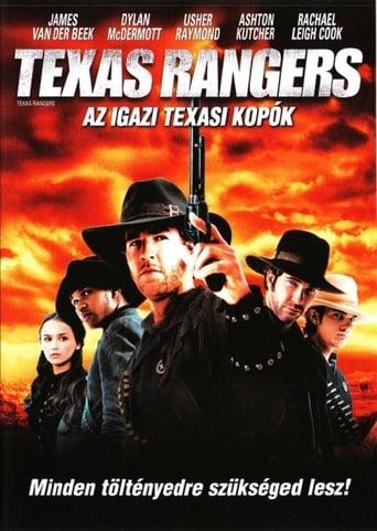 Texas Rangers - Az igazi texasi kopók