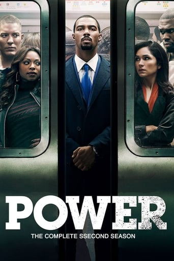 Power 2ª Temporada - Poster