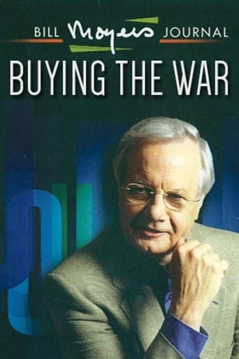 Buying the War - Bill Moyers Journal Movie Poster