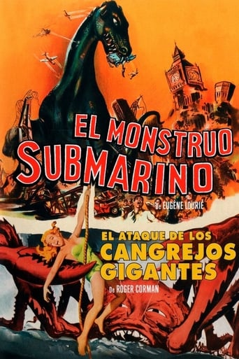 Poster of El monstruo submarino