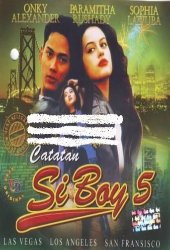 Poster of Catatan si Boy 5